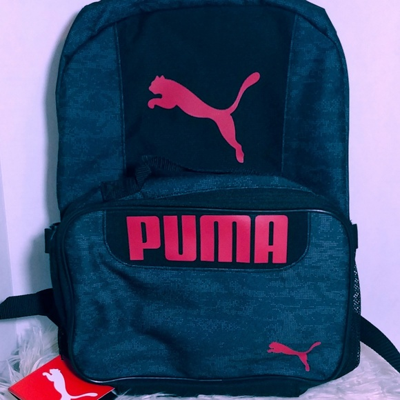 Puma Other - Puma backpack & lunch bag set